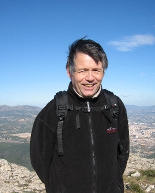 Foto de Jean-Éric Pin